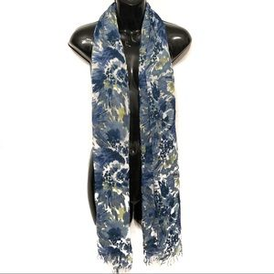 Accessories - Women's Floral Scarf